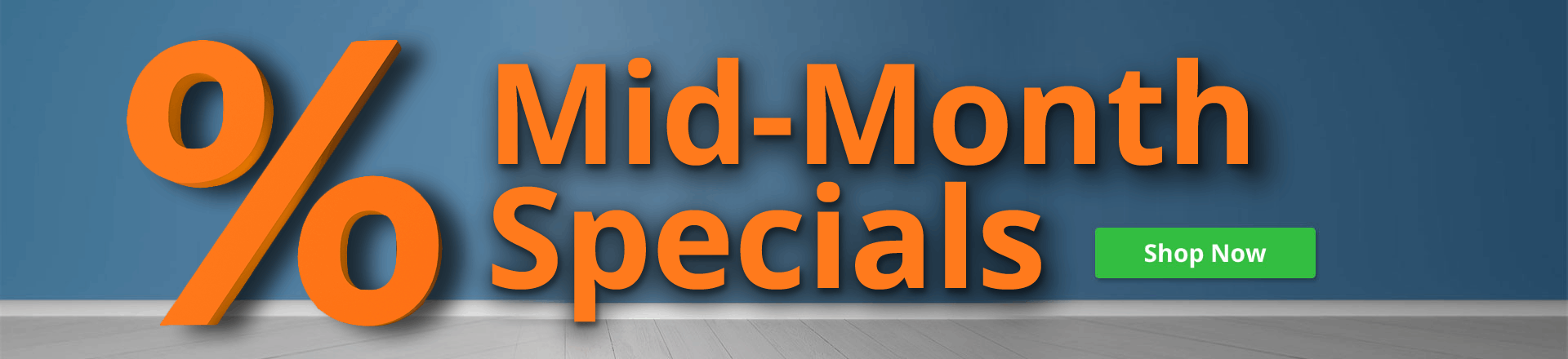 Mid-Month Specials Sale at MintProducts