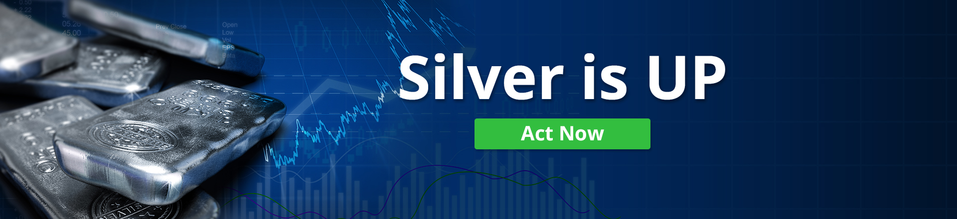 Silver is Up
