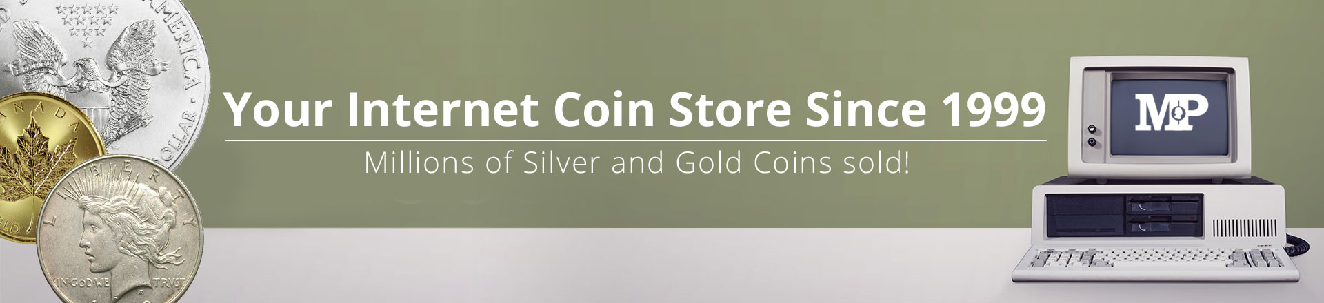 MintProducts Your Internet Coin Store since 1999