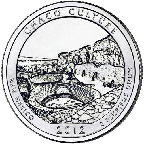 2012 S Acadia Maine America the Beautiful BU Quarter from US Mint Roll
