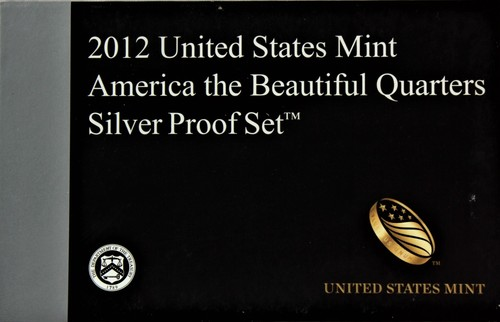 2012 EL YUNQUE NATIONAL FOREST AMERICA THE BEAUTIFUL US MINT COIN SET NICE LOOK