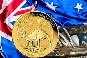 Buy Gold Coins from the Perth Mint of Australia