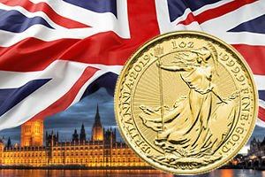 Buy Gold Coins from the Royal Mint of Great Britain