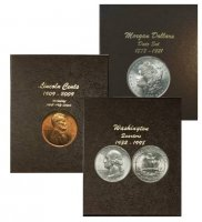 Complete U.S. Coin Sets