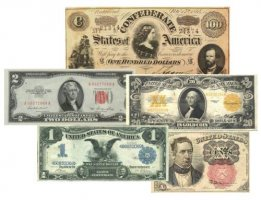 Collectible Paper Money