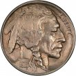 1913-D Buffalo Nickel Coin - Type 2 - Choice BU