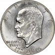 1776-1976 Eisenhower Dollar Coin - Choose Mint Mark - BU