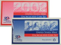 2002 U.S. Mint Coin Set