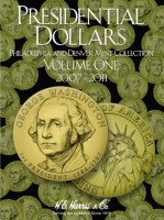Harris Presidential Dollar Folder - Volume I