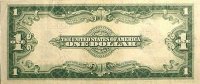 1923 $1.00 Silver Certificate - Large Type - Fine