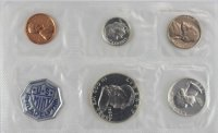 1960 U.S. Silver Proof Coin Set (Flat-Pack)