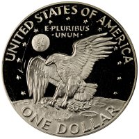 1978-S Eisenhower Dollar Coin - Proof