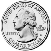 2012 Denali Quarter Coin - S Mint - BU