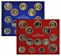 2012 U.S. Mint Coin Set