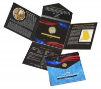 2019-S American Innovation Reverse Proof Dollar Coin Set - Georgia