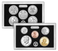 2020 U.S. Silver Proof Coin Set