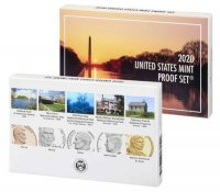 2020 U.S. Proof Coin Set