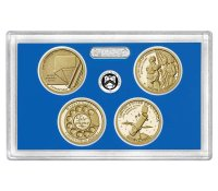 2020 American Innovation Dollar Proof Coin Set