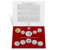2020 U.S. Mint Coin Set