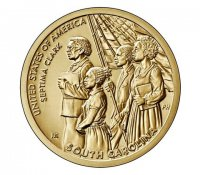 2020 South Carolina American Innovation Dollar Coin - P or D Mint