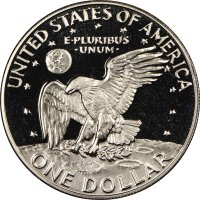 1977-S Eisenhower Dollar Coin - Proof