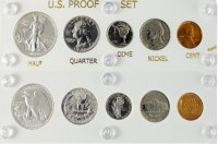 1941 U.S. Proof Set (New Capital Plastic Holder)