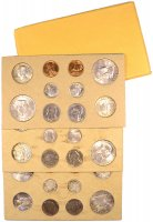 1954 U.S. Silver Mint Coin Set