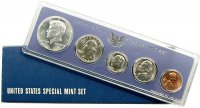 1966 U.S. Special Mint Coin Set