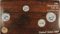 1985 U.S. Mint Coin Set