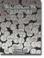Harris Folder For Washington State Quarters 2004-08