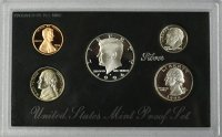 1994 U.S. Silver Proof Coin Set