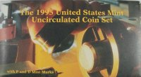 1995 U.S. Mint Coin Set