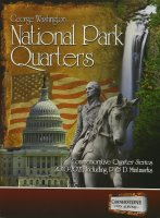 Cornerstone's National Park Quarters Album 2010 - 2021 - P&D Mint