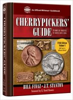 Cherrypickers' Guide To Rare Die Varieties of United States Coins: Half Cents Through Nickel Five-cent Pieces - 5th Edition: Volume 1