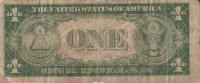 1935 $1.00 North Africa Silver Certificate - Very Good/Fine Details