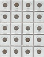 Buffalo Nickel 20-Coin Pocket Lot - Mixed Dates and Grades