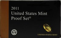 2011 U.S. Proof Coin Set