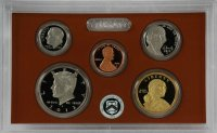 2012 U.S. Proof Coin Set