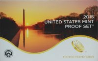 2015 U.S. Proof Coin Set
