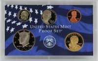 2008 U.S. Proof Coin Set
