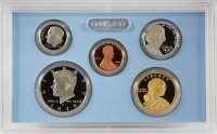 2010 U.S. Proof Coin Set