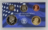 2000 U.S. Proof Coin Set