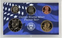 2002 U.S. Proof Coin Set