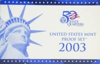 2003 U.S. Proof Coin Set