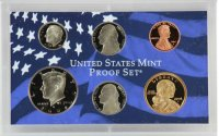 2004 U.S. Proof Coin Set