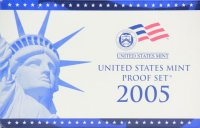 2005 U.S. Proof Coin Set