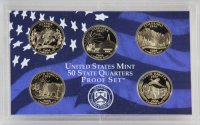 2006 U.S. State Quarter Proof Coin Set - Wholesale Price!
