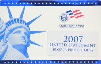 2007 U.S. Proof Coin Set
