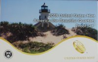 2018 America the Beautiful Quarters Proof Coin Set