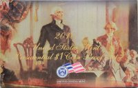 2010 U.S. Presidential Dollar Proof Coin Set - Wholesale Price!